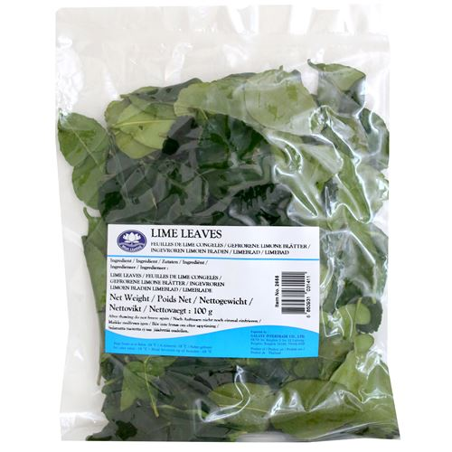Lime blad Froozen 50*100g