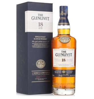 The Glenlivet 18yo 700ml 43%