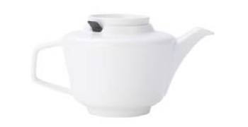 Tea pot with filter 1,00L  16-4004-0465