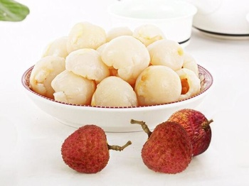 Lychee in syrup 567g*24 HF
