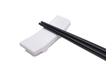 Chopsticks Rest Melamin Vit D170