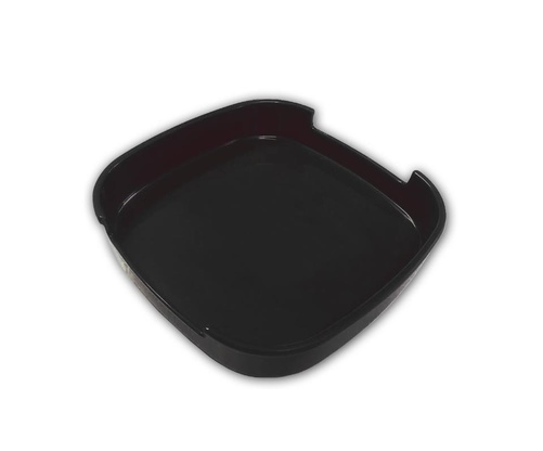 Food Container Black 5,5´´