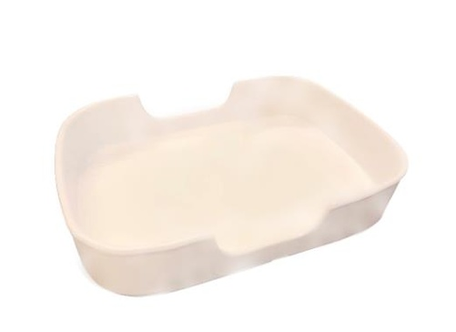 Food Container White 5,5´´