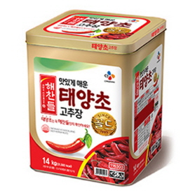 Chili Paste *Gochujang*14kg