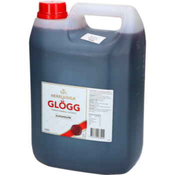 God Jul Glögg Herrljunga 5L
