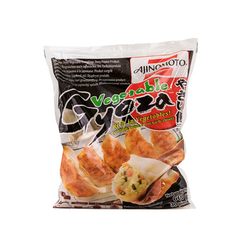Gyoza Vegetable 10*600g Ajinomoto