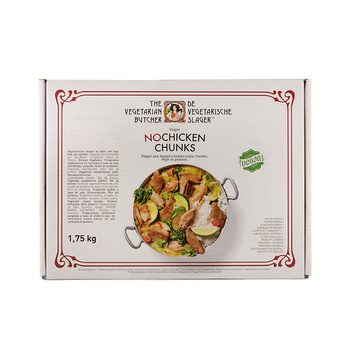 Vegan Nochicken Chucks 1.75kg  The Vegetarian Butcher
