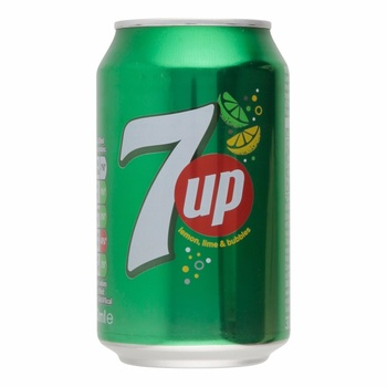 7 UP 330mlx24st/Förp