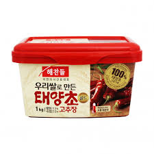 Chili Paste *Gochujang*1kg*12