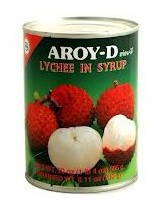 Lychee in syrup 565g*24 CT